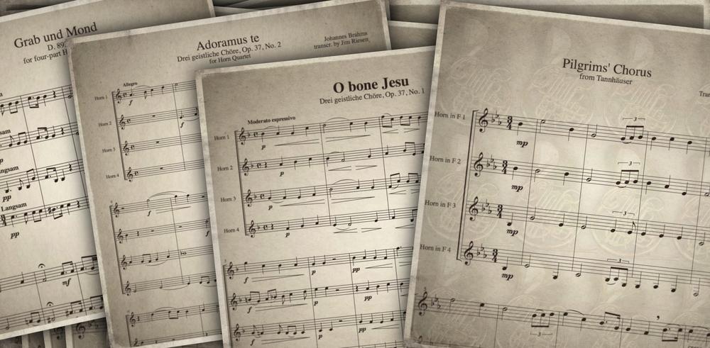 Horn Choirs