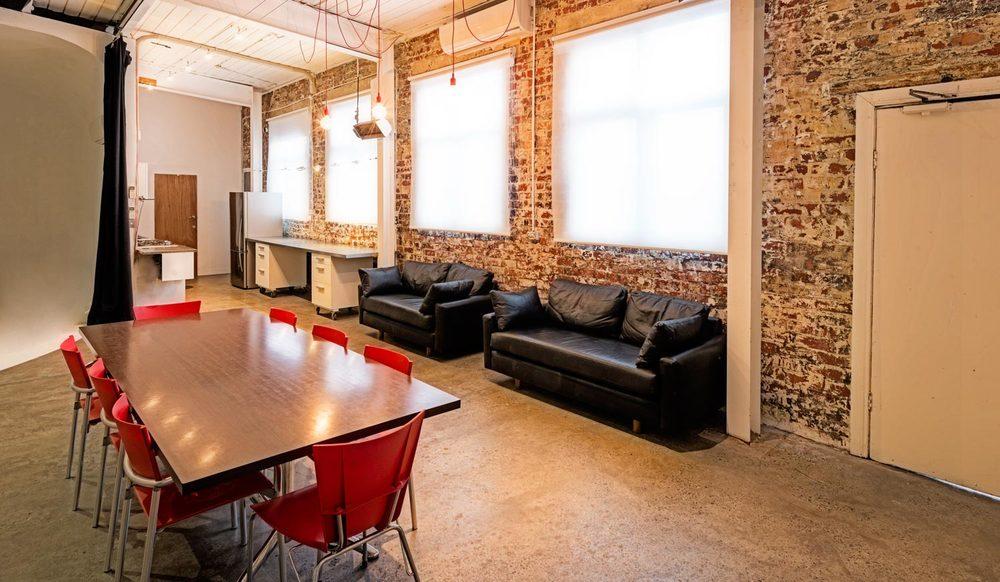 Daylight studio facilities