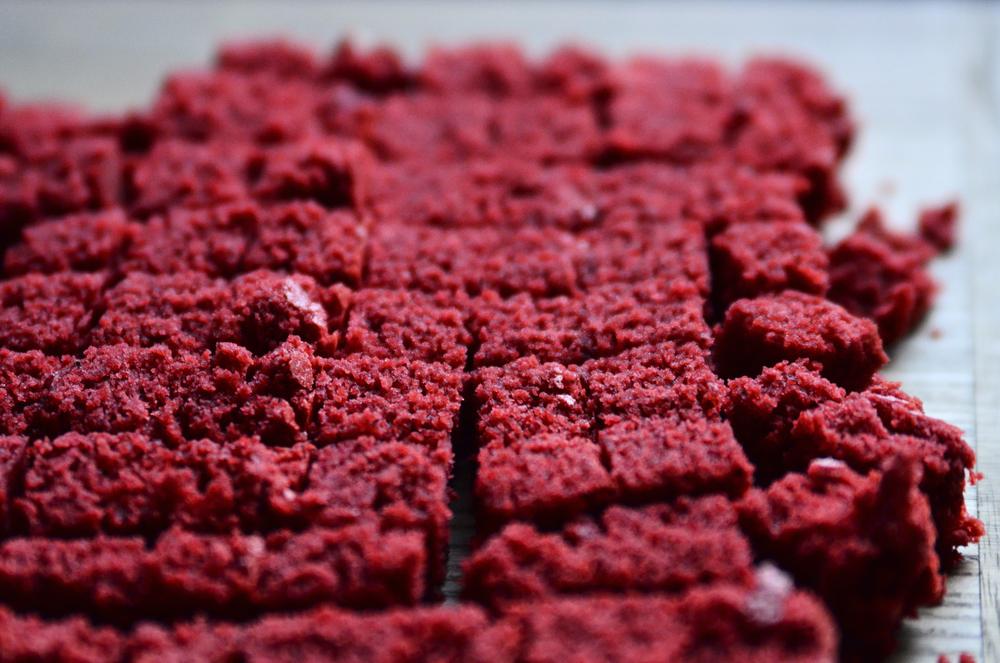 Red Velvet Cake(gluten free & vegan) | Seed Plant Water Grow