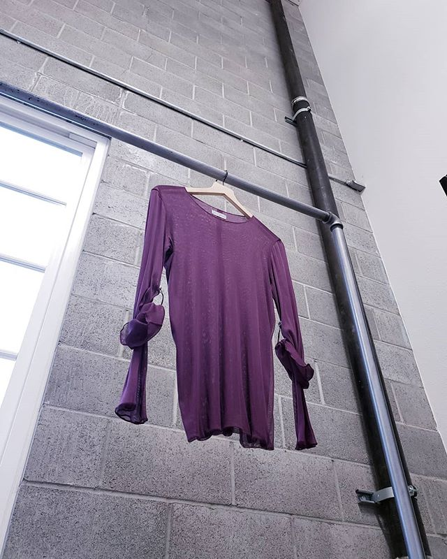 New colors in our silk shirts. Stop by #blancsananselmo today to try at or our trunk show. . . . #madeinnyc #magenda #sheershirt #layering #silkshirt #sanfranciscodesigner #boutiqueshopping #sananselmo #sanfrancisco #designer
