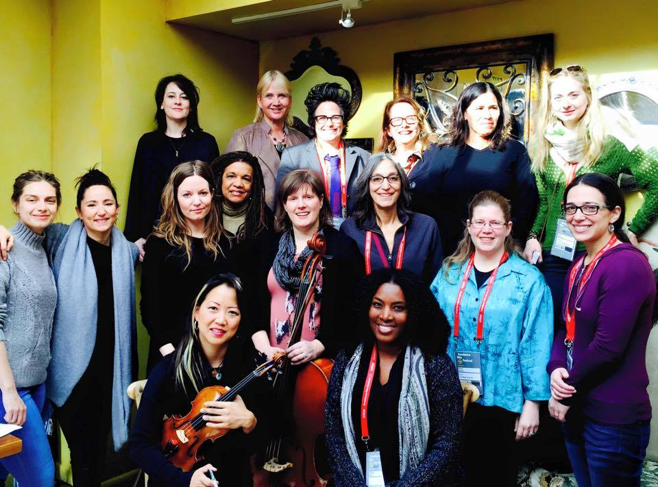 Alliance of Women Film Composers Brunch at Sundance