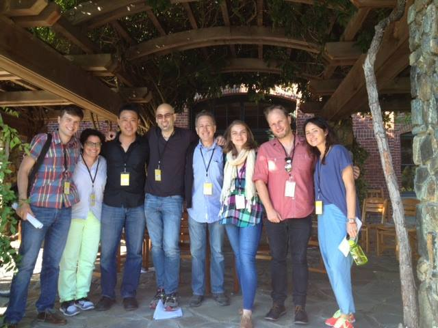 2014 Sundance Music and Sound Design Lab (Feature Film) at Skywalker Sound