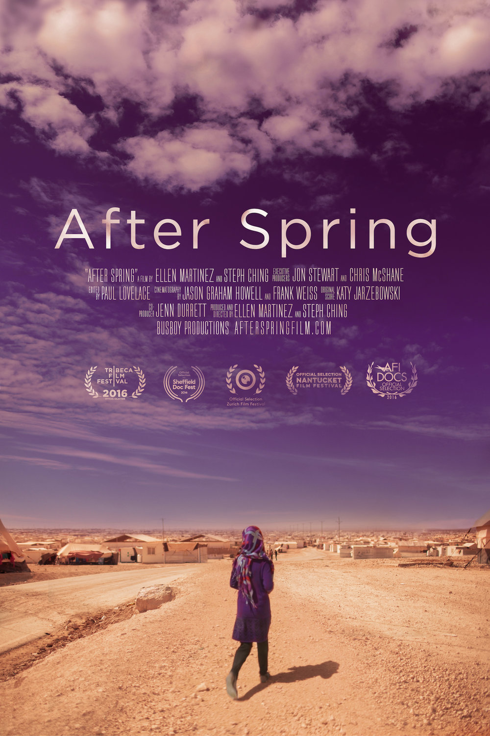 After Spring(2017) - Ellen Martinez,Steph Ching