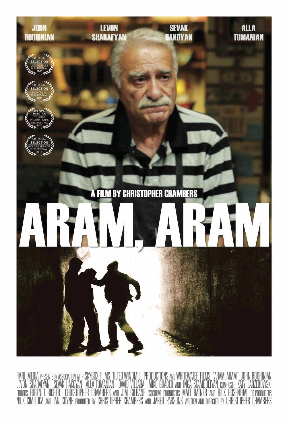 Aram, Aram(2015) - Christopher Chambers