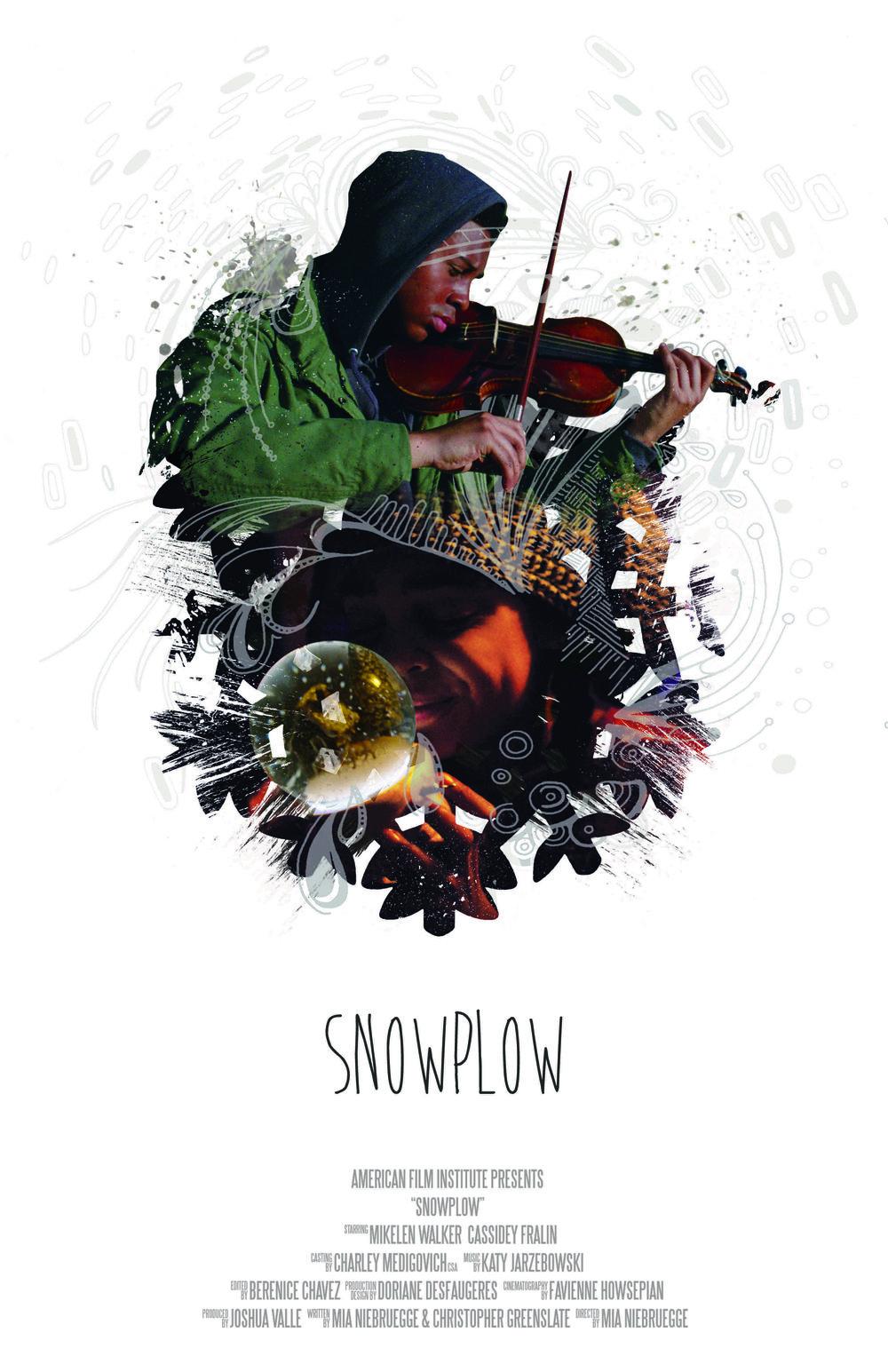 Snowplow(2017) - Mia Niebruegge