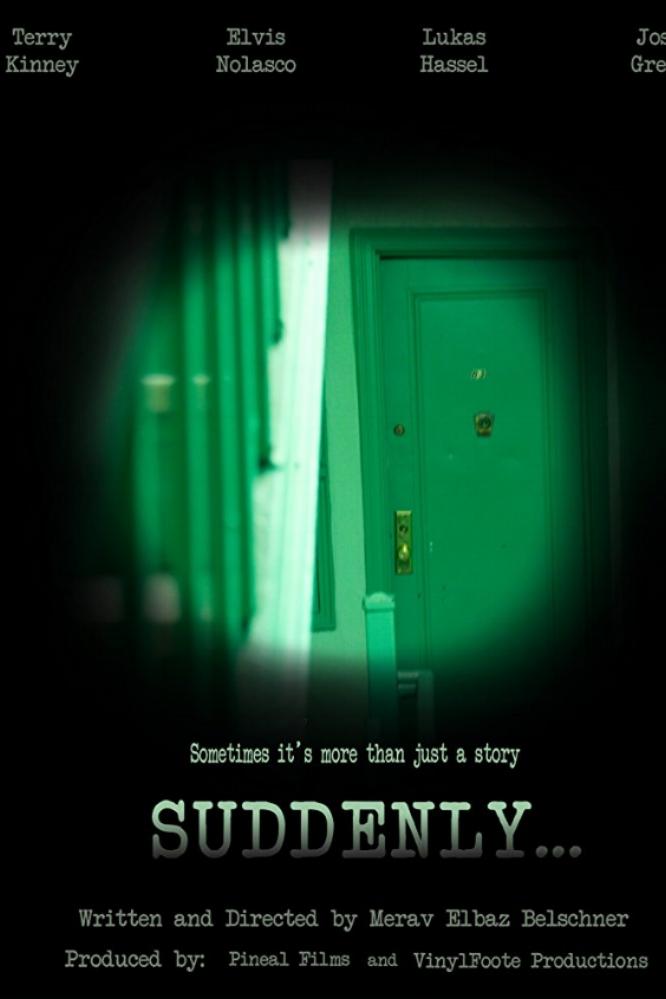 Suddenly(2014) - Merav Elbaz Belschner