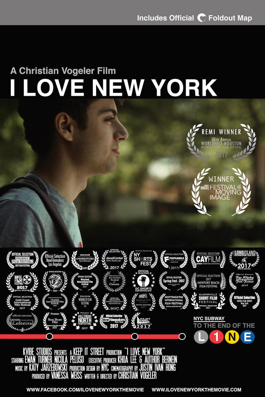 I Love NY(2017) - Christian Vogeler