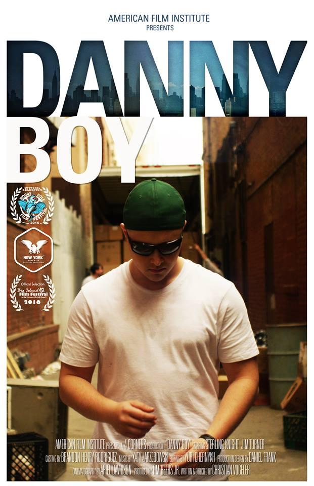 Danny Boy(2015) - Christian Vogeler