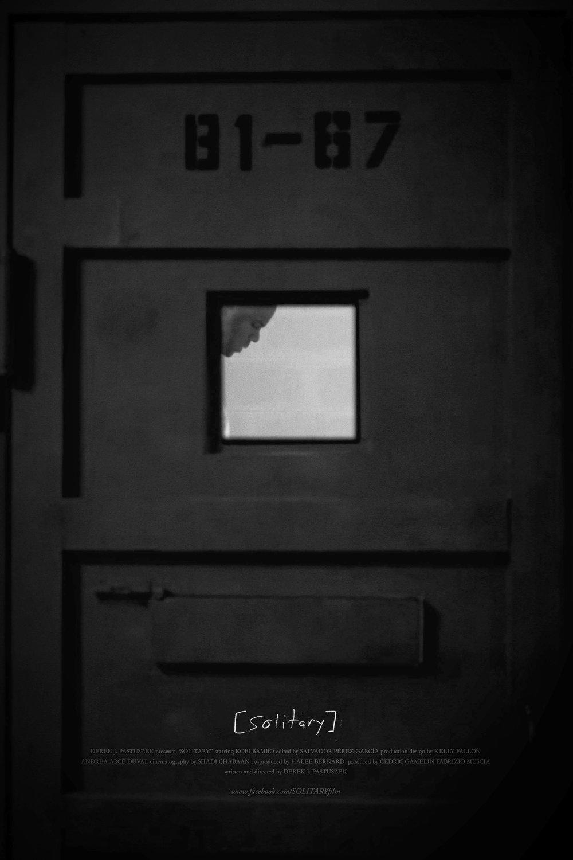 Solitary(2016) - Derek Pastuszek