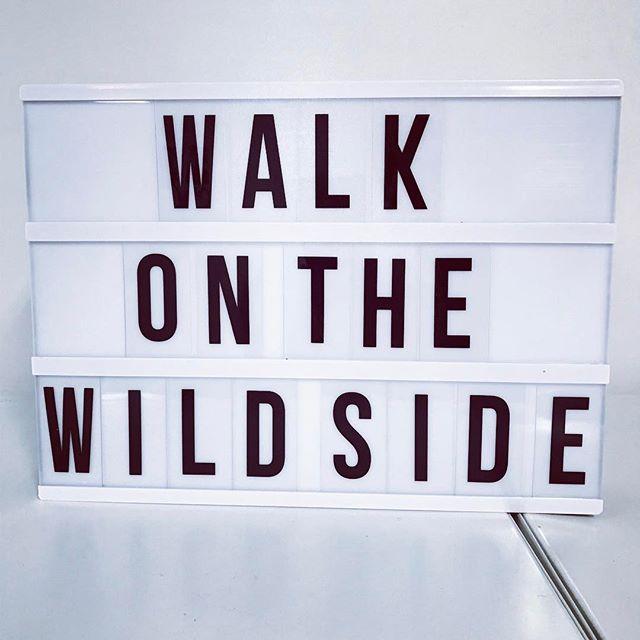 It's Friday people! #walkonthewildside #wellington #tgif