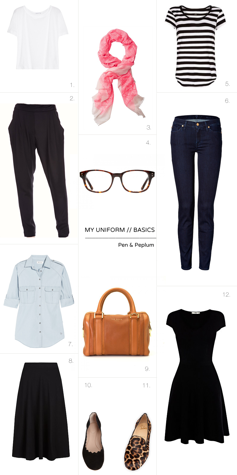 1000+ Images About Capsule Wardrobes On Pinterest