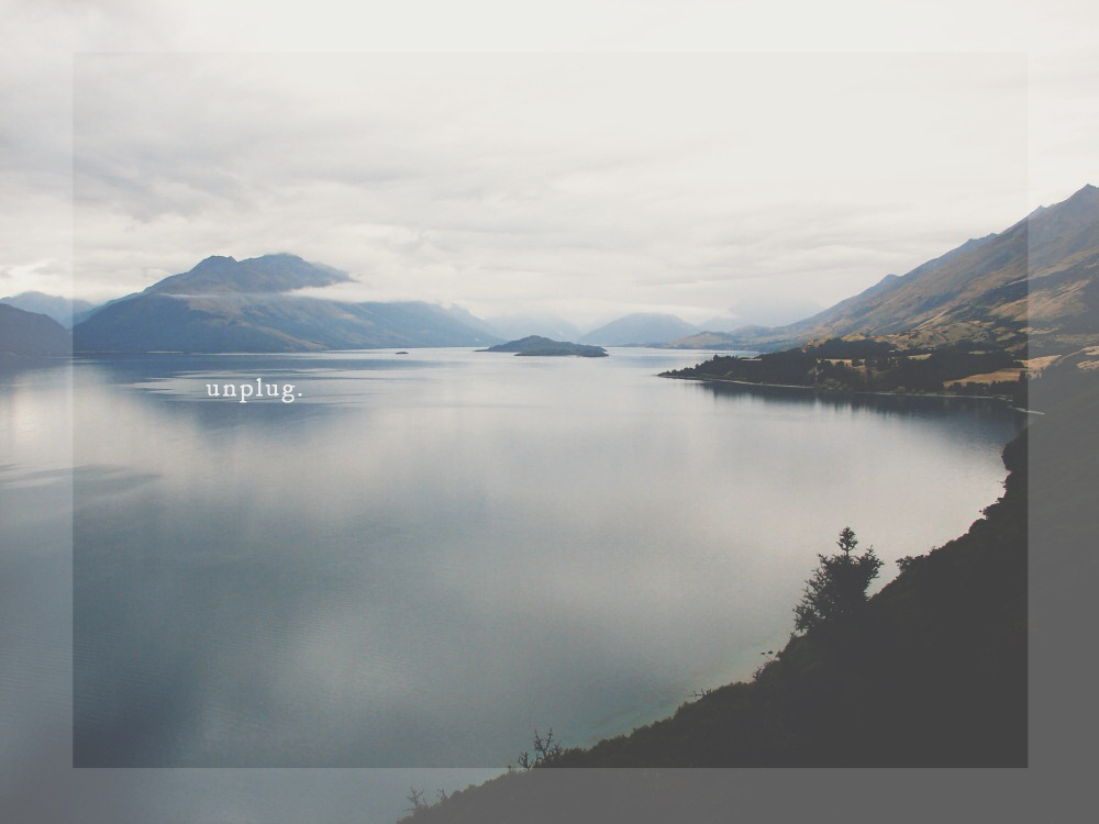 40 minutes out of Queenstown, NZ : 2012