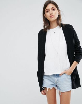 ASOS | Ultimate Chunky Knit Cardigan