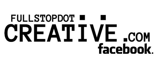 Like Fullstopdot Creative on Facebook!