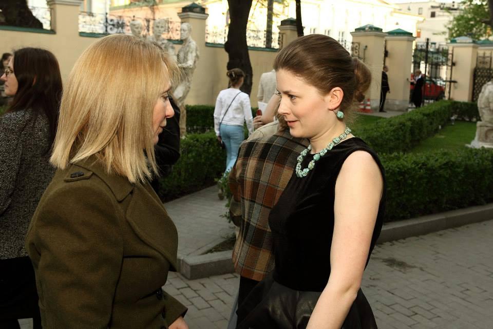 Мария Соколова, Усадьба Зубовых и Галерея 9/1 и Соня Тугаринова