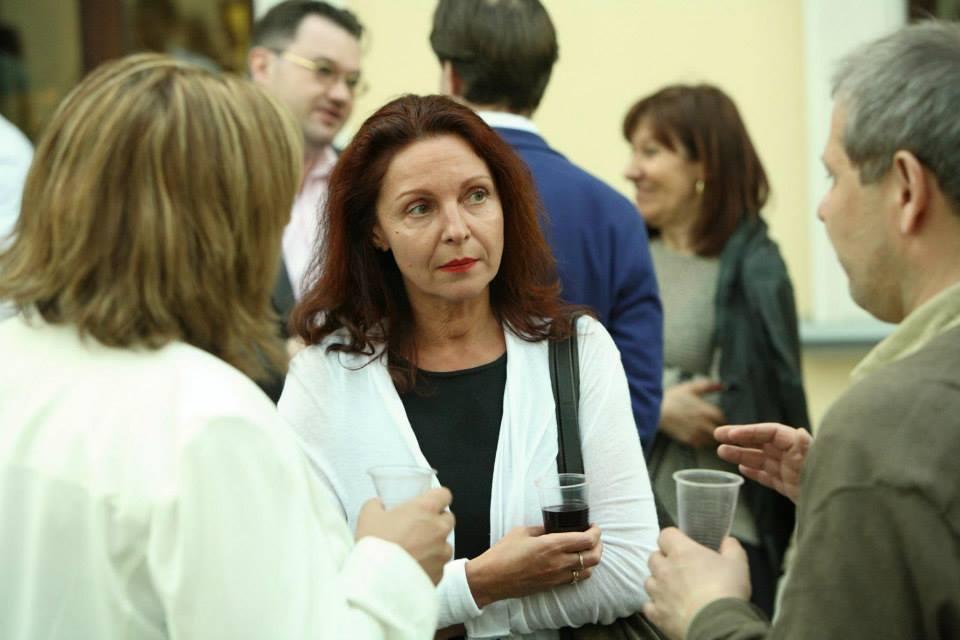 Ладимира Артемова, The Art Newspaper Russia