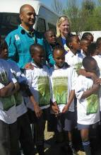 Leeuwkop prison school pupils