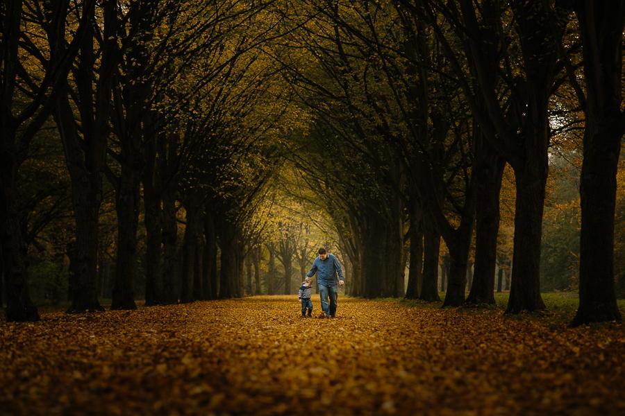 Familie fotoshoot Amsterdamse bos