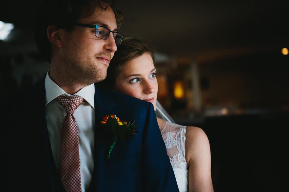 bruidsfotograaf Hanneke en Jos