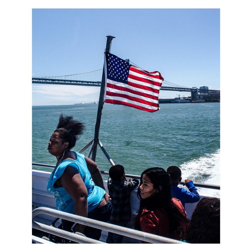 San Francisco, California, 2011