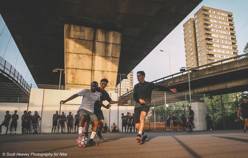 Nike Football X Scott Heavey