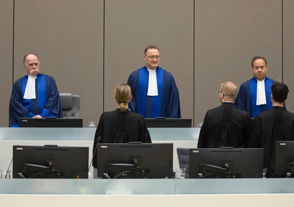 Foto: The International Criminal Court