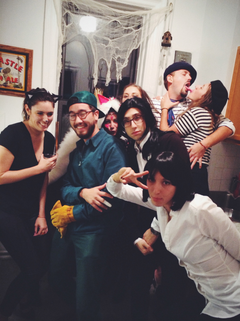Halloween// West Village// 2013