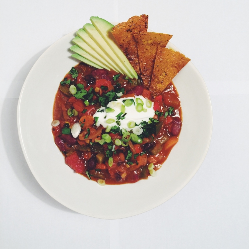 Top your chili with Siggi's instead of sour cream