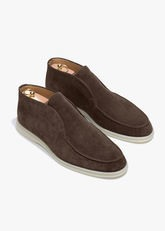 Loro Piana Classic Ankle Boots (one of Andrew's favorite's)