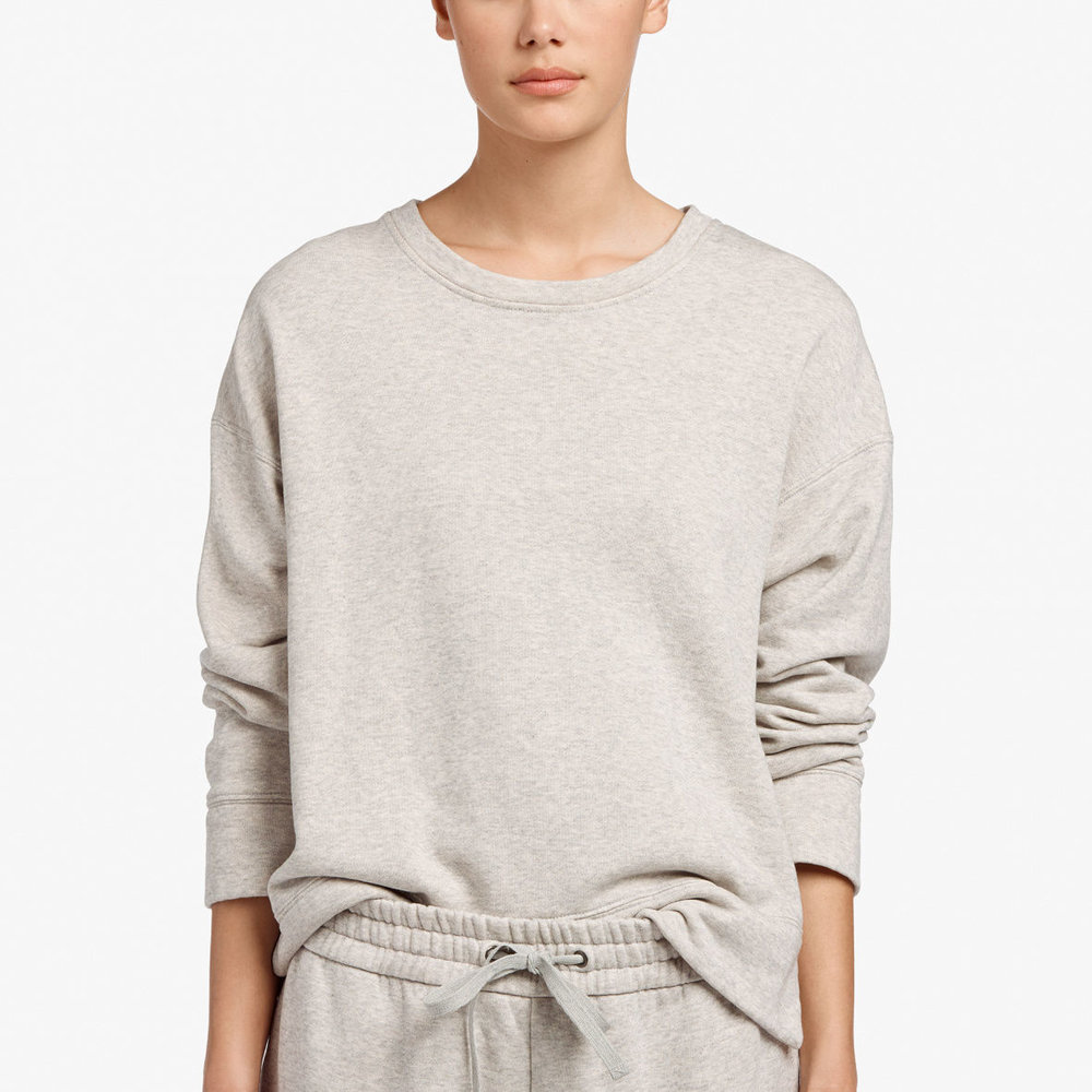 James Perse Relaxed Lux Sweatshir   t