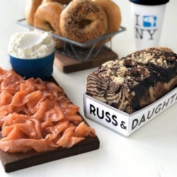 New York Brunch from Russ & Daughters