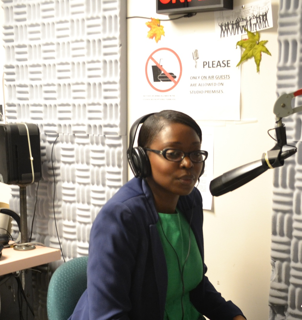 Ngozi Nmezi, Director of the DC Mayor's Office on African Affairs