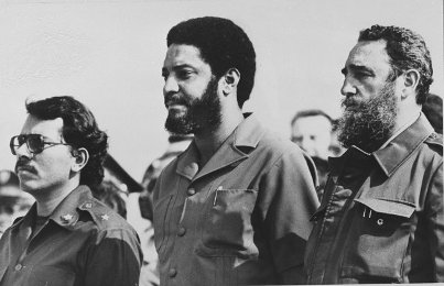 Maurice Bishop with Castro and Ortega.jpg