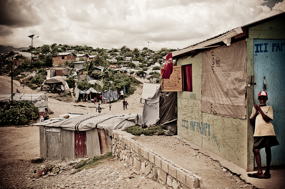 For stories related to Haiti, click here.