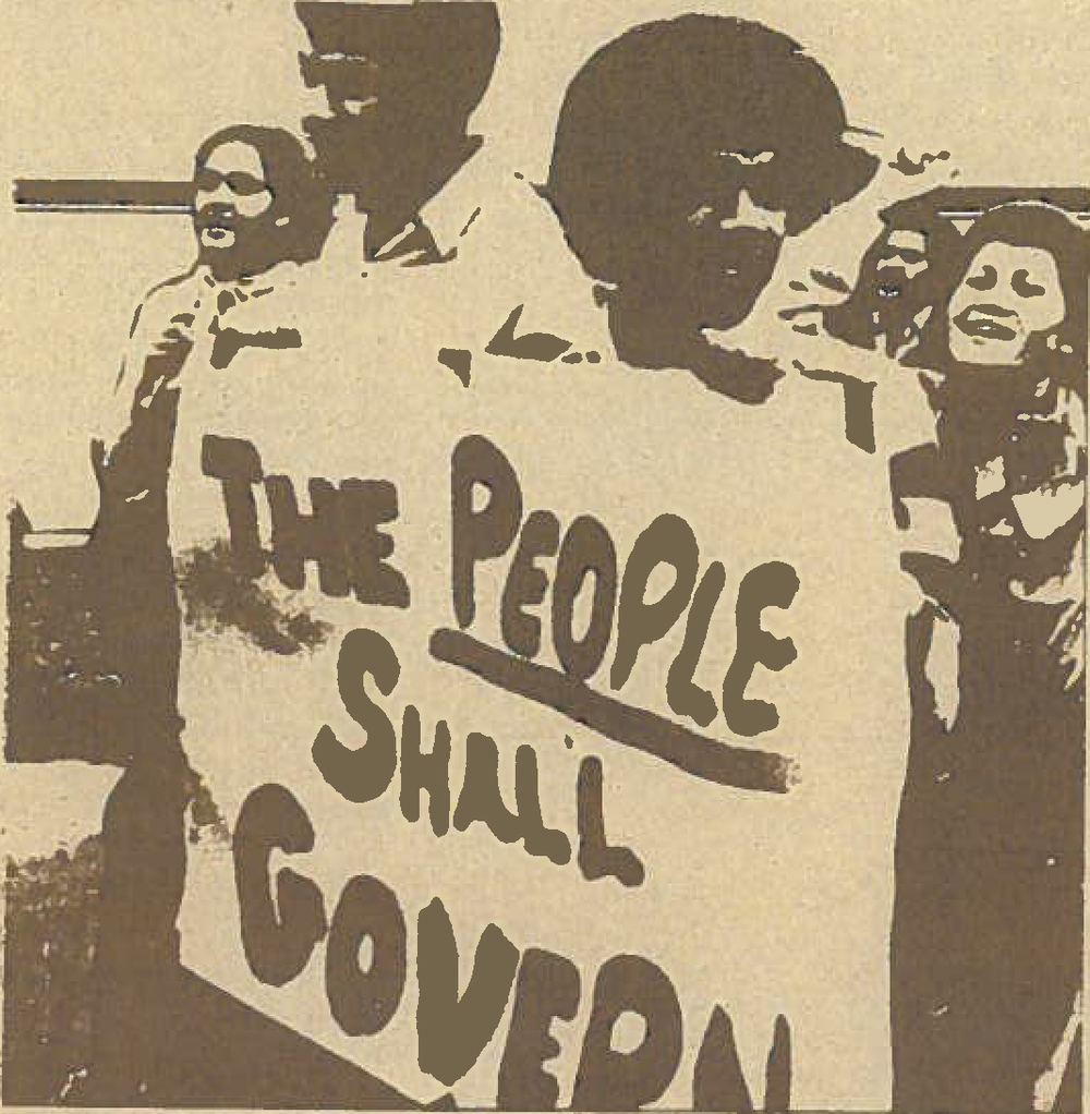 Election Boycott Challenges Apartheid Constitution