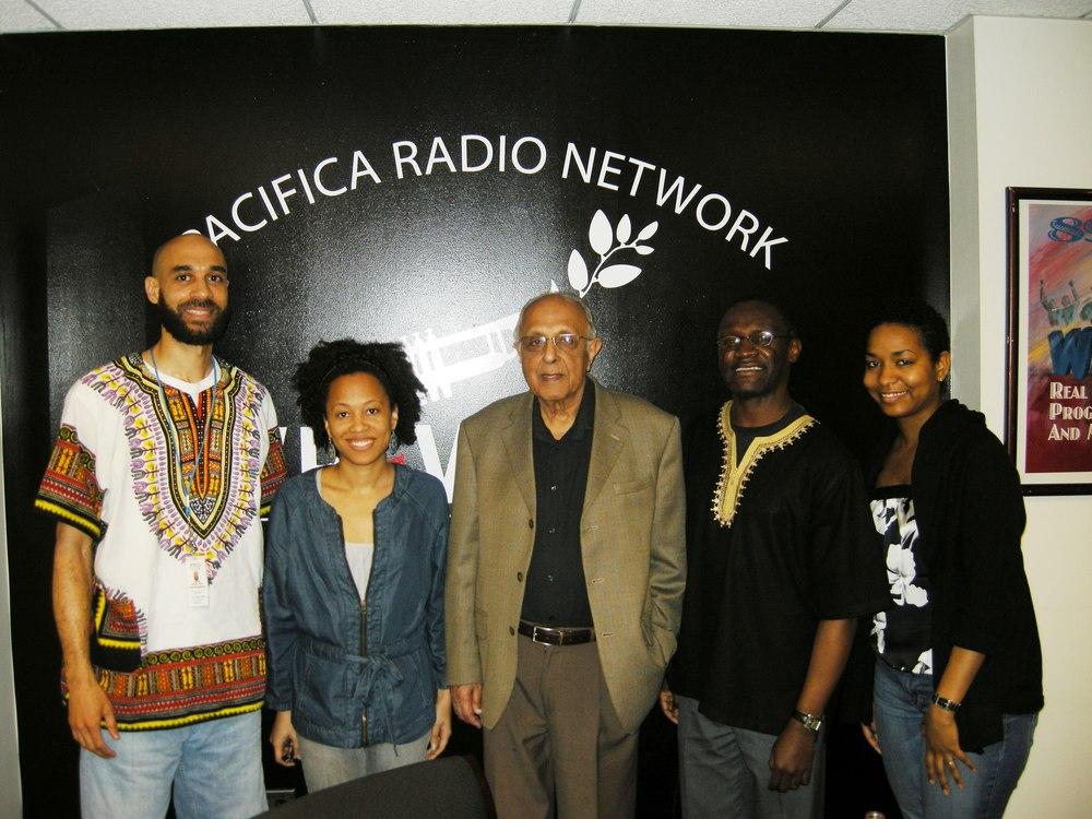 Ahmed Kathrada on Africa Now Apr20 2011 003.jpg