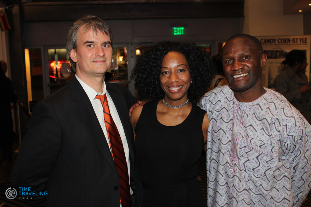 Film Festival Organizers from AFI Silver Theater, afrikafé and TransAfrica