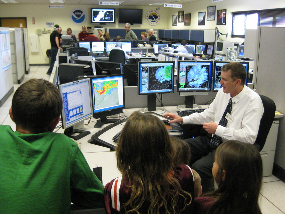National Weather Service Open House
