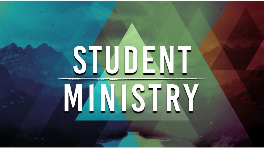 STUDENT MINISTRY offers connections and unique opportunites for middle school and high school students to focus on the core values of salvation, freedom, and redemption.