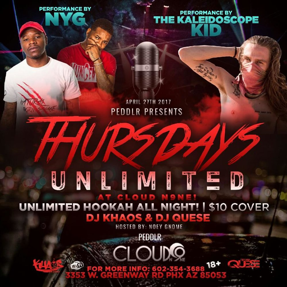 Thursdays Unlimited