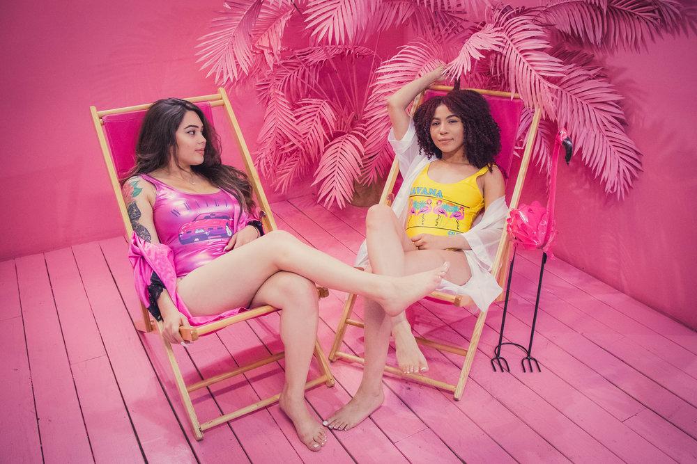 AXC Art of Ice Cream/spanish barbie/ mala pink cabana