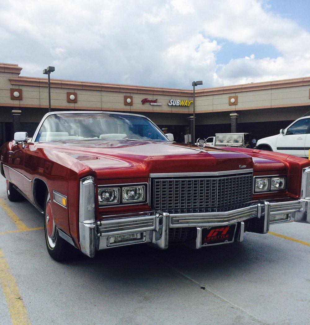 Sonic 1976 Cadillac