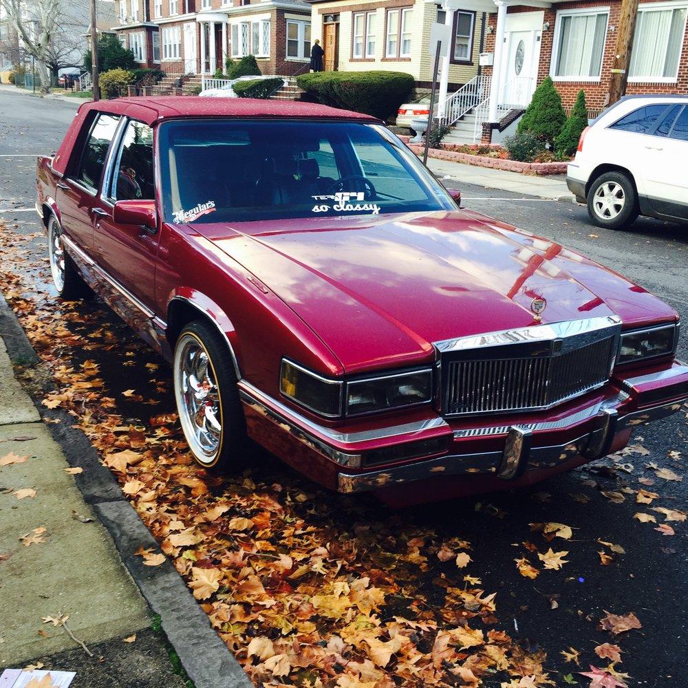 Sonic 91 Cadillac
