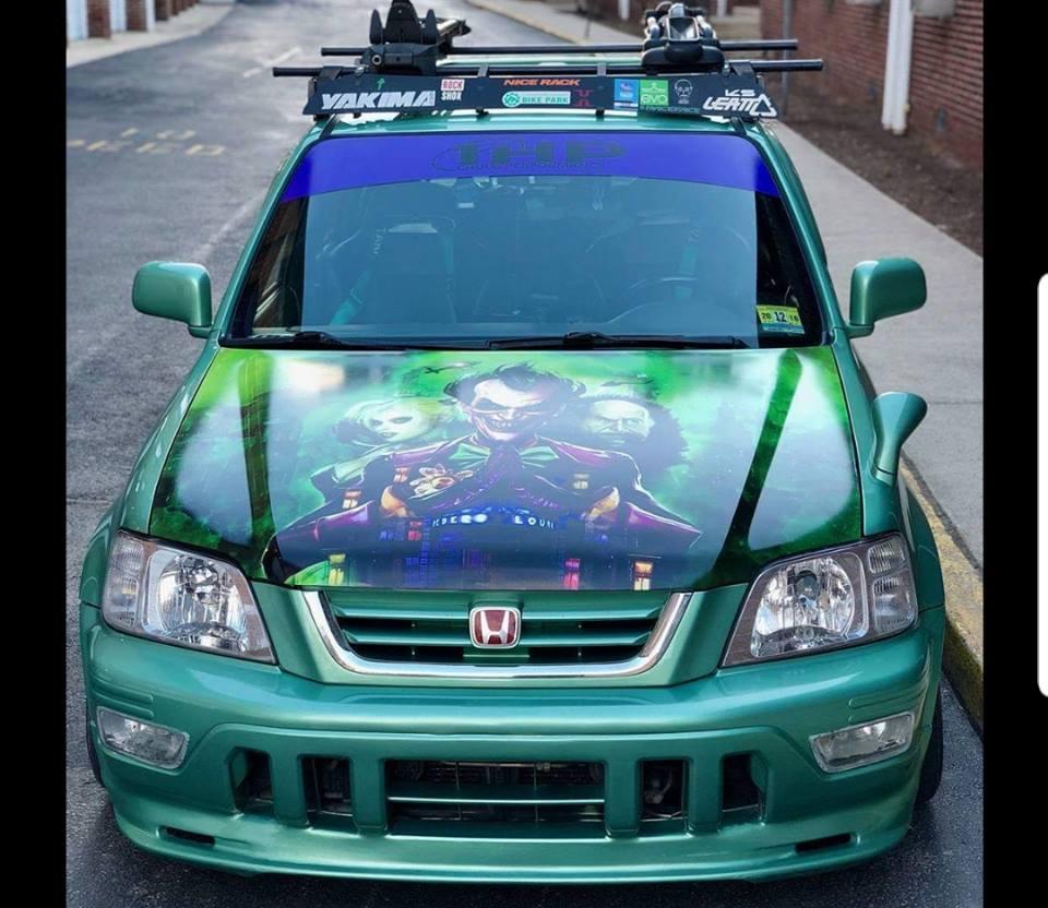 Paul Honda CRV New Jersey