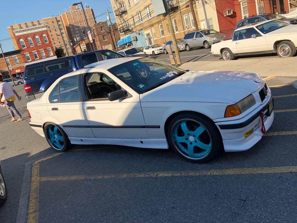Mikey BMW 325i New Jersey
