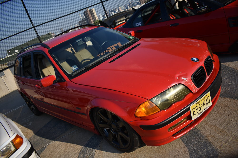 Rene BMW 323 New Jersey