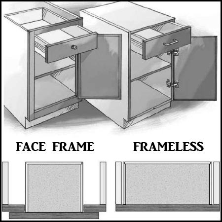 face frame cabinet cabinet construction radford cabinets inc 15257
