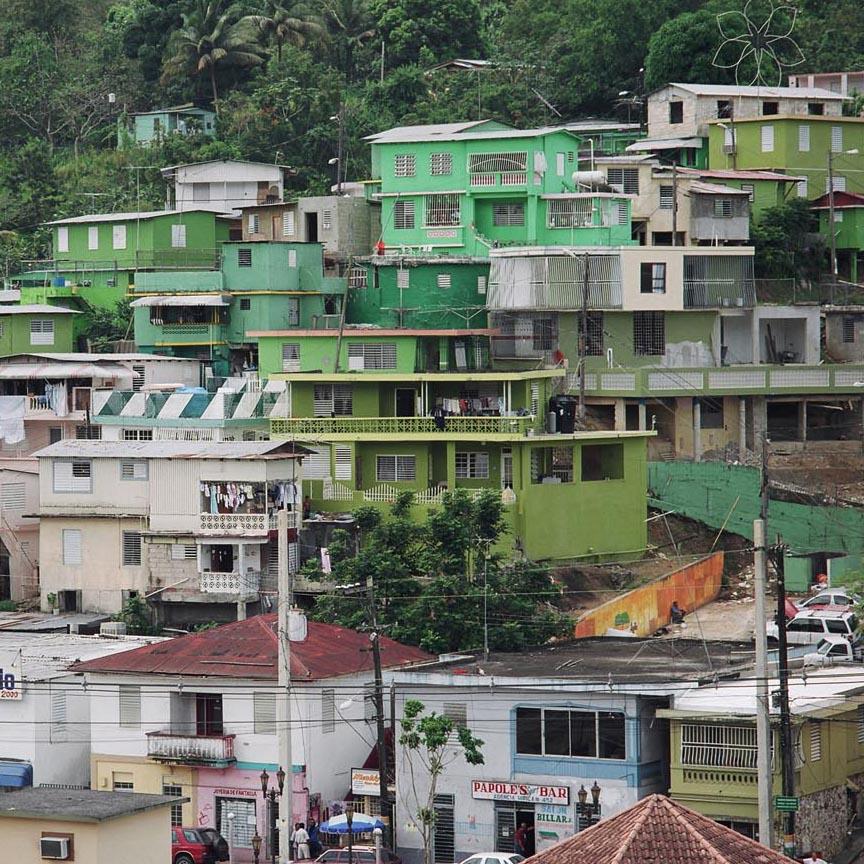 El Cerro / The Hillside  Community based project in Naranjito (PR).