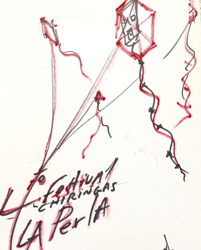 Pronto es el 4to Festival de Chiringas, La Perla... Pronto más detalles, talleres de confección de comentas, Chiringas y papalotes, competencias y buen rato, en la hermosa comunidad La Perla del Viejo San Juan!-) #chiringas #chiringaslaperla #4toChiringasLaPerla