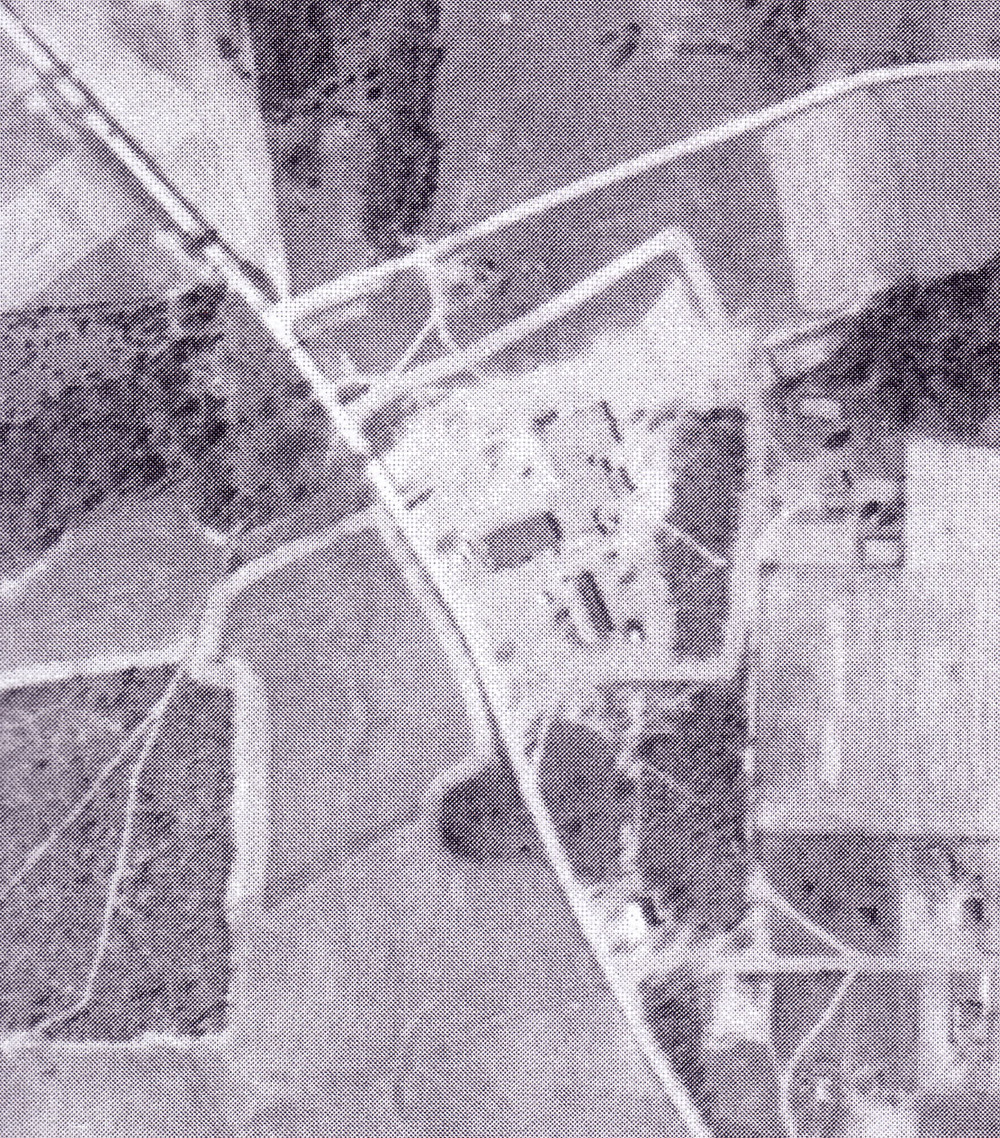 Arial view of Bethel Schools about 1955.jpg